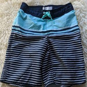 Old Navy Boys Size 8 Swim Trunks Swimsuit